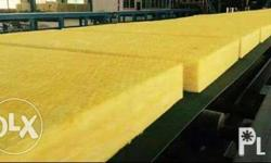 high in thermal insulation. it is produced in rolls or