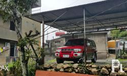 1999 model Mitsubishi Pajero Fieldmaster edition 4X4