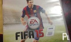 Almost new Fifa 15 for ps3 Pm or txt me if interested