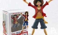 Pre Order :) Figuarts Zero One Piece Figure Luffy 350