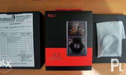 For Sale Only: Audiogon Sc: 9/10 What's included: -