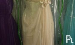 Used once only Size: L Color: beige/ cream free