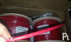 � Solid or stranded,tinned or bare copper conductor
