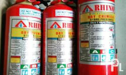 Brand new and refill fire extinguisher paltao pulilan