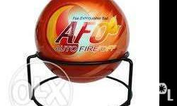 For sale Brandnew AFO automatic fire extinguisher ball