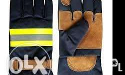 Fire Fighting Gloves High Intensity Model number: