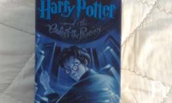 Selling my Harry Potter book for a cheaper price. The