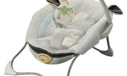 Brandnew with box and manual Sleeper/bouncer with