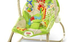 Fisher-Price Rainforest Friends Infant-to-Toddler