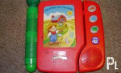 Deskripsiyon Fisher Price Little People Counting on the
