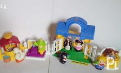 FOR SALE FP Little People CHOOSE YOUR PLAYSET FREE