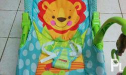 Fisher Price Newborn to Toddler Rocker With Actual