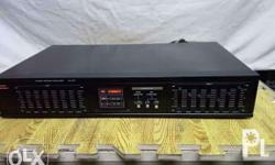FISHER model no. EQ-272 a stereo graphic equalizer