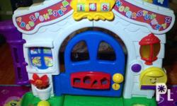 For sale Preloved but well loved FisherPrice Learning