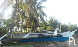 Fishing boat/bangka for sale. Perfect for catching