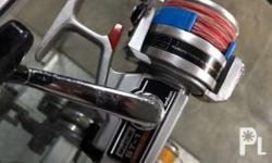 Good as new , Quality Fishing Reels Japan NoTE:
