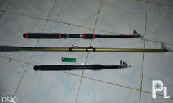 fishing rods only, no reels included for 1000 EACH new