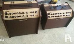 Item #1 Brand New Fishman Loudbox Acoustic Amplifiers