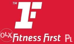 7 months membership at Fitness First Moa No joining