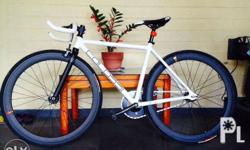 Lady owner Colossi frame Size 49 Cole seat Slightly