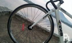 All Alloy Fixed gear bicycle Very Good condition and
