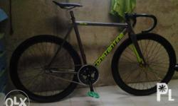I'm selling my baby this time its a fixed gear bike. I