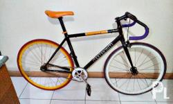 Fixed Gear Bike - Momentum Iwant 7100 Giant - All