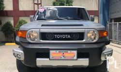 FJ Cruiser 2016 First Owner Good as New Mileage 7291