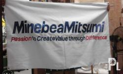 Heavy Duty Flags For Corporate & School Use P 1500 Hand