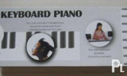 Flexible Roll-up Electronic Piano 61 Soft Keys, Brand