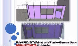 WORKSTATION & PARTITIONS | Workstation System TAIYO