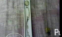 i am selling 20 watts flourescent lamp tube without the