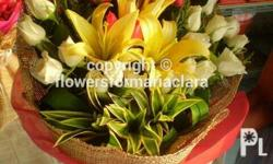 Welcome to Flowers for Mariaclara! Your reliable online