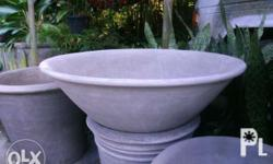 Flower pot ( Kawa/Paso ) Price will depends on the size