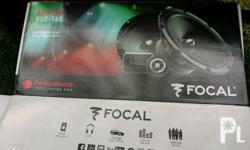Focal RSE-165 High quality car speaker Brand new Never