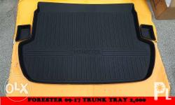 2009-18 Forester trunk tray brand new 3pc tray w/ ears