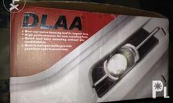 Complete set fog light for Honda jazz 2008 to 2010