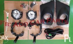 Foglamps for Mitsubishi L200 Strada Triton 09-11' Sold