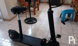 SALE: Stand Up Electric Scooter/Foldable (only used for