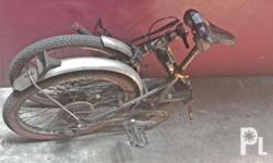 For Sale Folded bike, Japan Surplus For Only P2,900