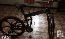 For sale only hummer folding bike no issue .