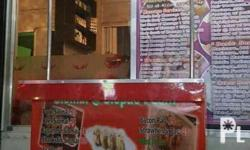 Siomai and siopao cart for sale Complete set Gulaman