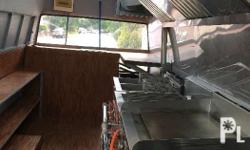 For Sale complete and operational food truck. Owners