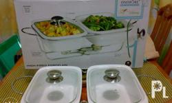 Food Warmer High Fired Porcelain Brand New Price 1,500