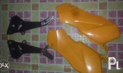 footrest and cover/palikpik for only 1500