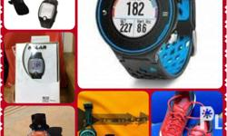 Sports Gears, good for Triathlon Enthusiasts! Items