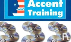 "Selling CD's of ""American Training Accent Course: How"