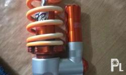 For sale chic pipe with heatguard for msi 125 1,2k