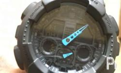 For sale: gshock 100% original from time depot with