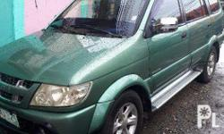 For Sale: Isuzu Sportivo 2002 model Automatic